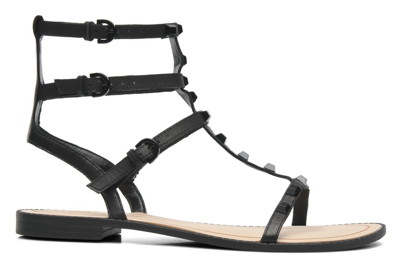 Sandales et nu-pieds Rebecca Minkoff Georgina Noir vue derrière