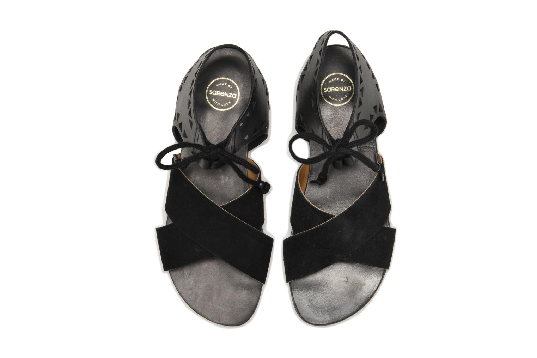 Sandals Made by SARENZA Nairobi #2 Black model view