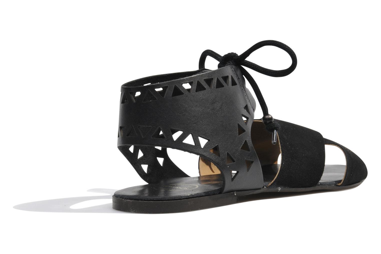 Sandals Made by SARENZA Nairobi #2 Black front view