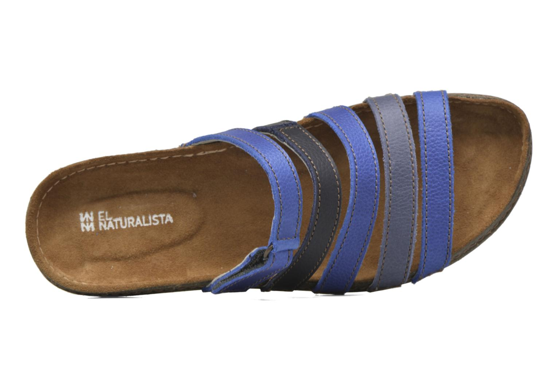 Wedges El Naturalista Torcal N327 Blauw links