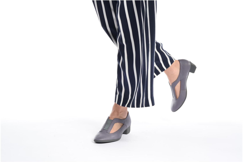 Zapatos de tacón Camper Beth 22111 Violeta      vista de abajo