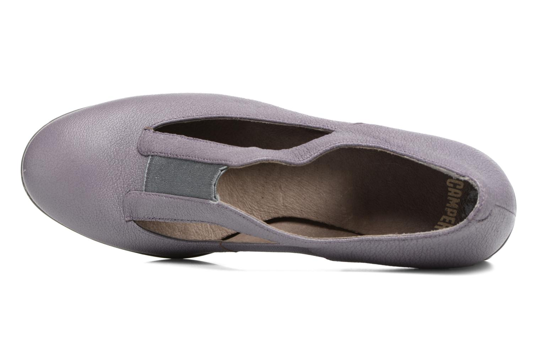 Zapatos de tacón Camper Beth 22111 Violeta      vista lateral izquierda