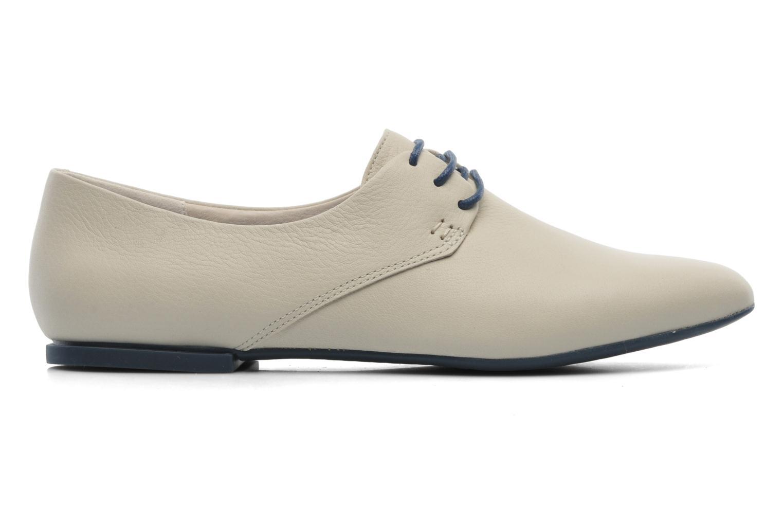 Chaussures à lacets Camper Isadora 22567 Beige vue derrière