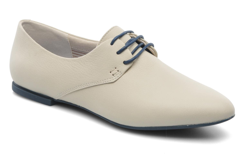 Chaussures à lacets Camper Isadora 22567 Beige vue détail/paire