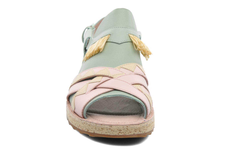 Sandales et nu-pieds Camper TWS 22606 Multicolore vue portées chaussures