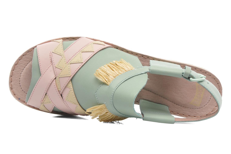 Sandales et nu-pieds Camper TWS 22606 Multicolore vue gauche