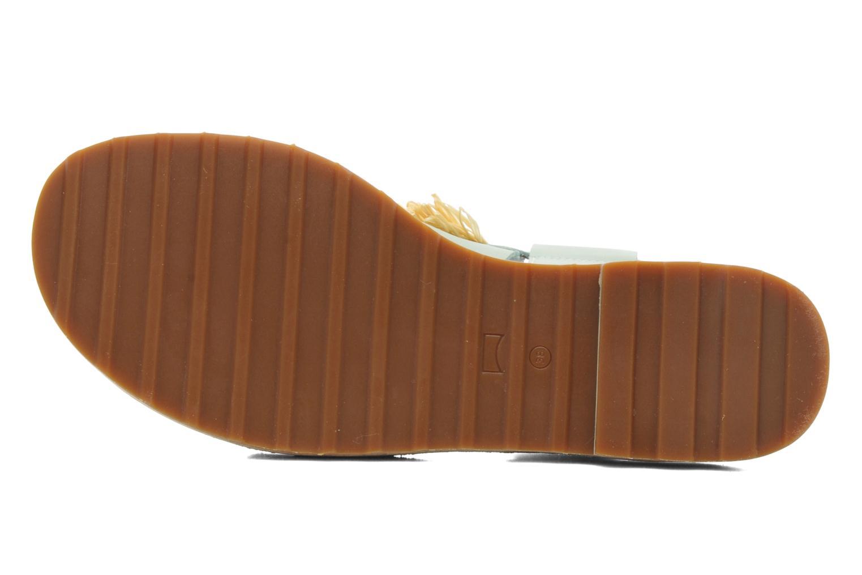 Sandales et nu-pieds Camper TWS 22606 Multicolore vue haut
