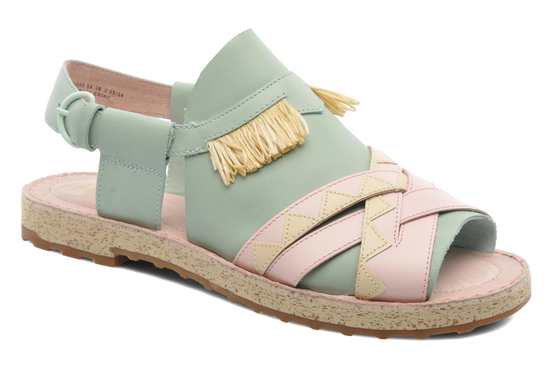 Sandales et nu-pieds Camper TWS 22606 Multicolore vue détail/paire