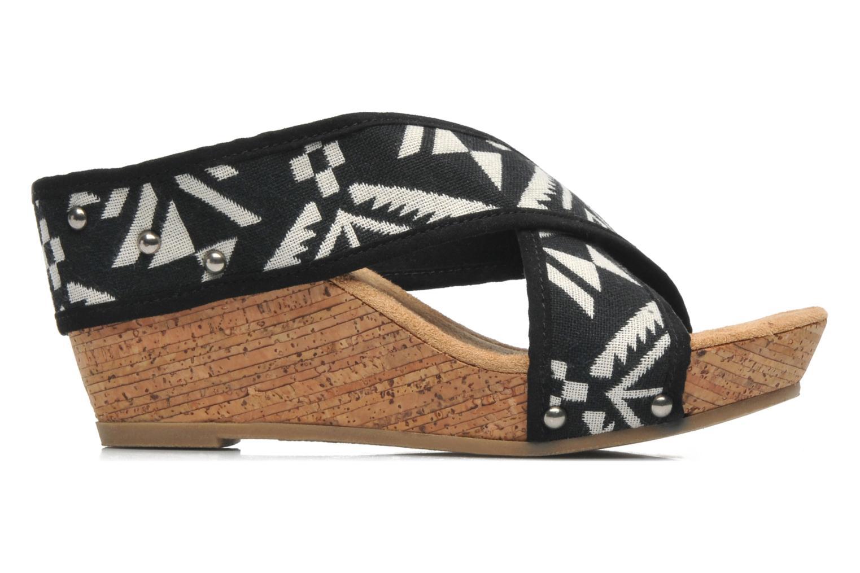 Sandali e scarpe aperte Minnetonka Lainey Nero immagine posteriore