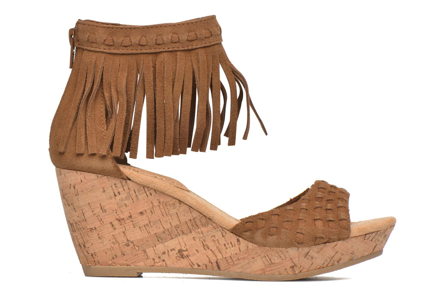 Isabel DUSTY BROWN SUEDE