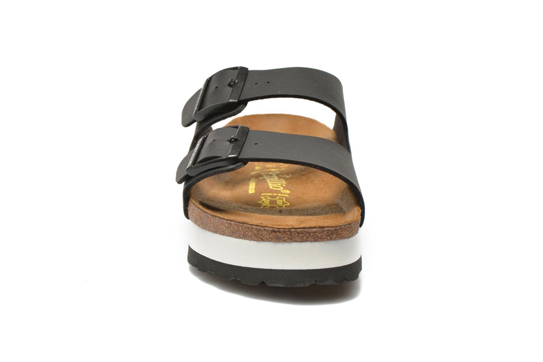 Träskor & clogs Papillio Arizona Flor W Svart bild av skorna på