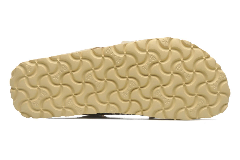 Mules et sabots Papillio Cosma Textile Beige vue haut