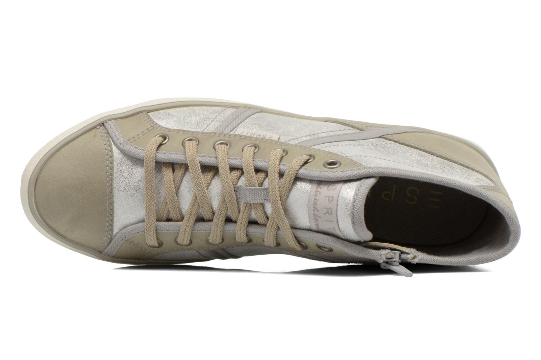 Megina Bootie 024 Silver 090
