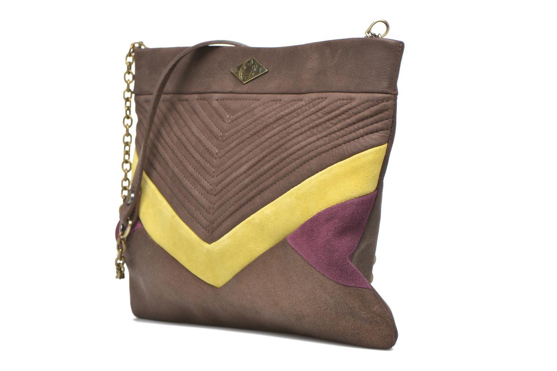 Bolsos de mano Mohekann Cassidy Multicolor vista del modelo