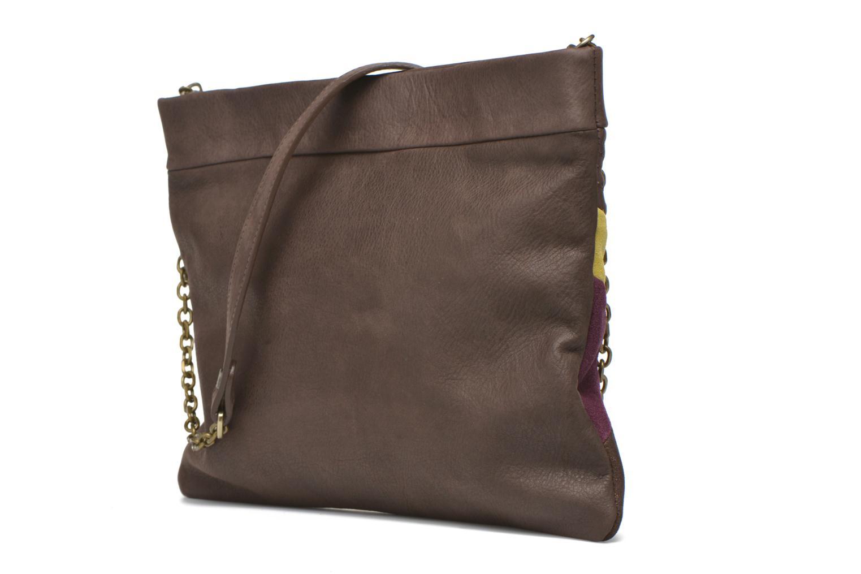Handtaschen Mohekann Cassidy mehrfarbig ansicht von rechts