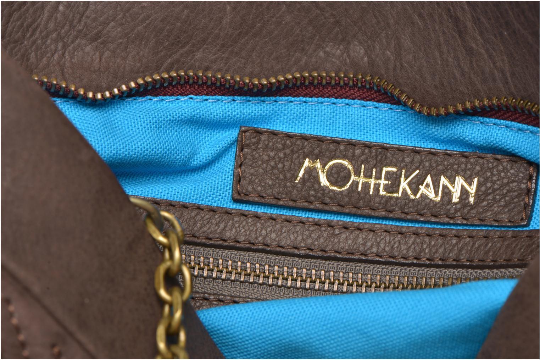 Handtaschen Mohekann Cassidy mehrfarbig ansicht von hinten