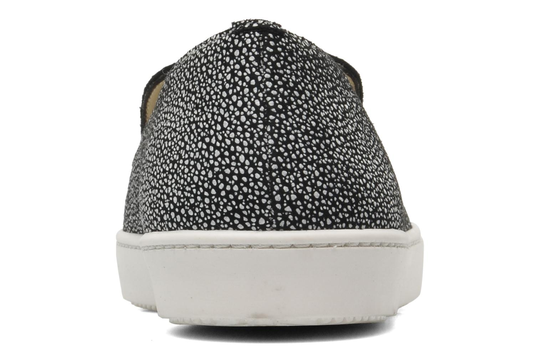 Sneakers Fabio Rusconi Cosmos Zwart rechts