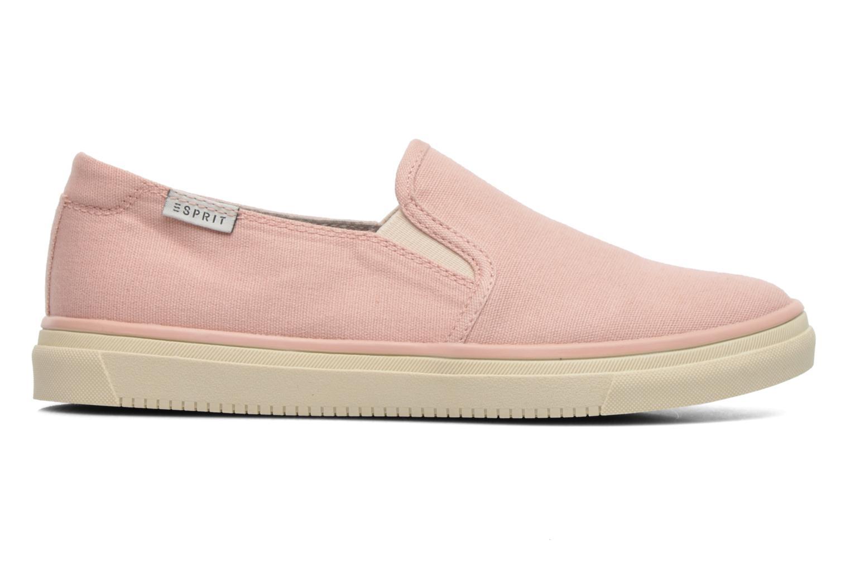 Sneakers Esprit Yendis slip on 040 Roze achterkant
