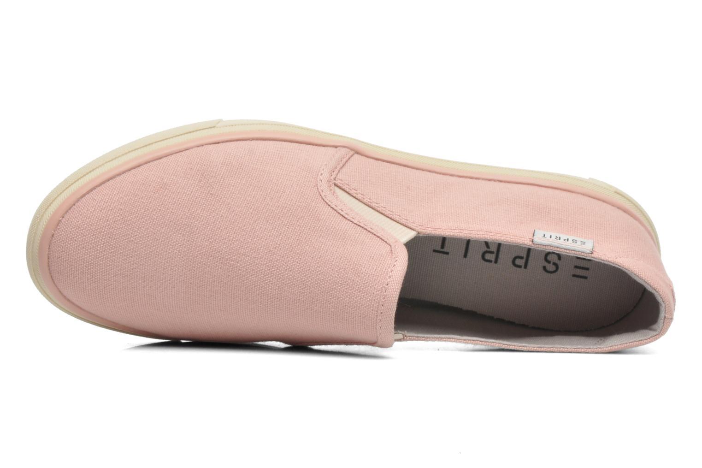 Sneakers Esprit Yendis slip on 040 Roze links
