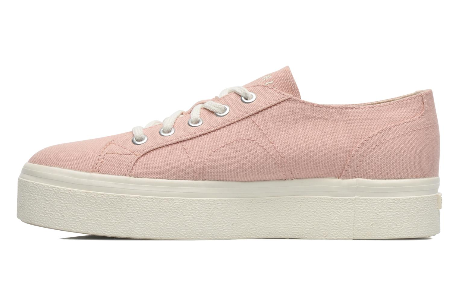 Sneakers Esprit Starry Lace up 045 Rosa immagine frontale