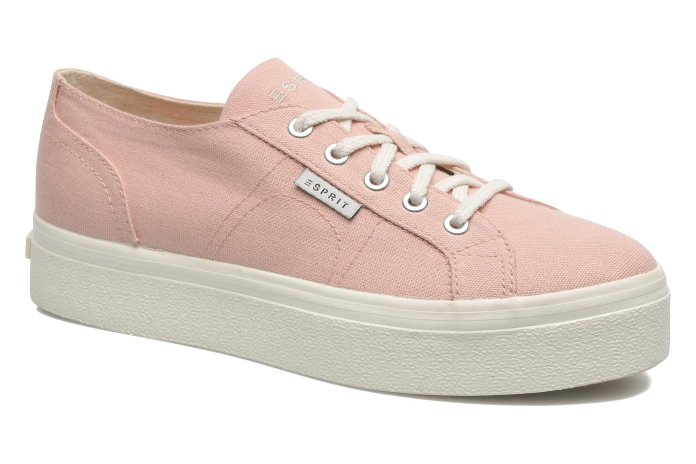 Sneakers Esprit Starry Lace up 045 Rosa vedi dettaglio/paio