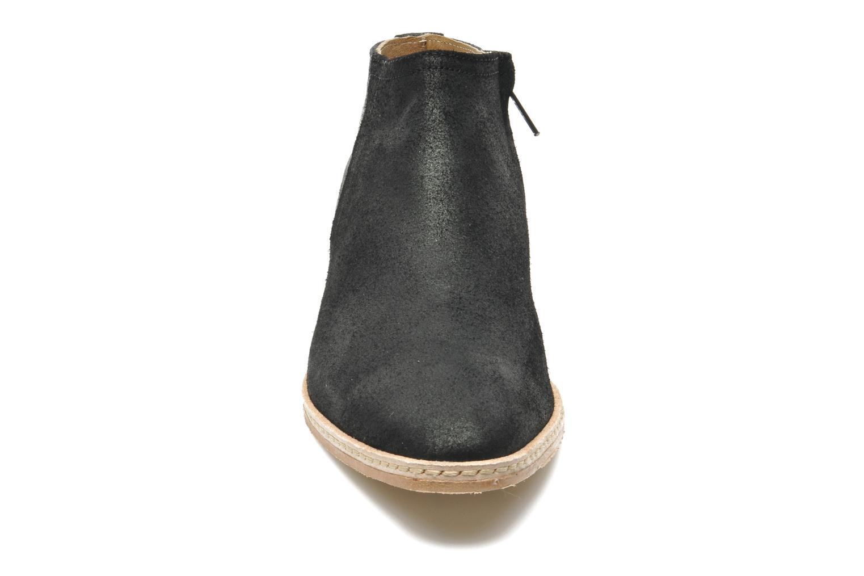 Stiefeletten & Boots H By Hudson Shift schwarz schuhe getragen