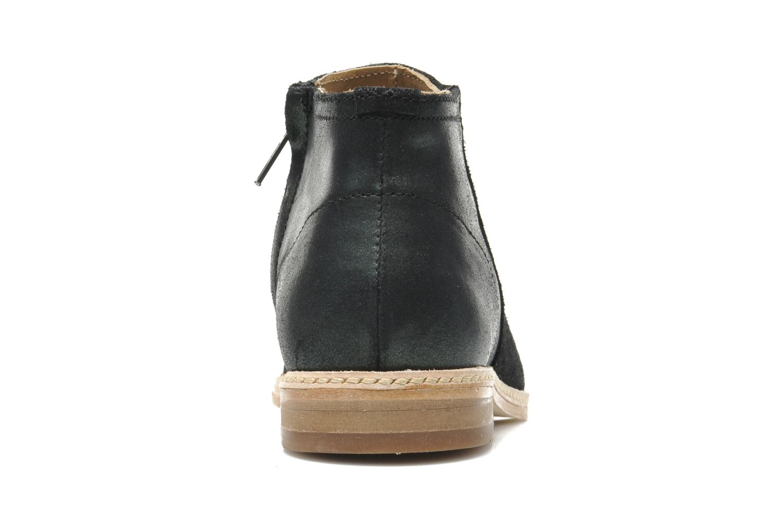 Stiefeletten & Boots H By Hudson Shift schwarz ansicht von rechts