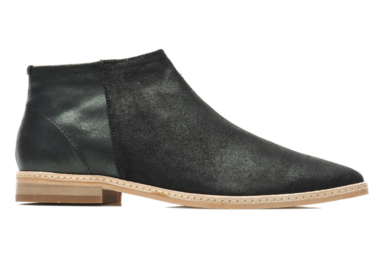 Boots en enkellaarsjes H By Hudson Shift Zwart achterkant