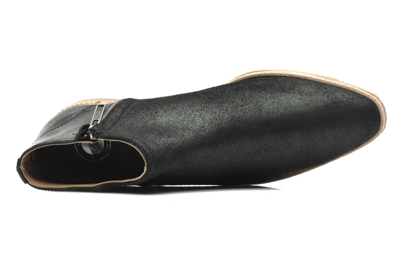 Boots en enkellaarsjes H By Hudson Shift Zwart links