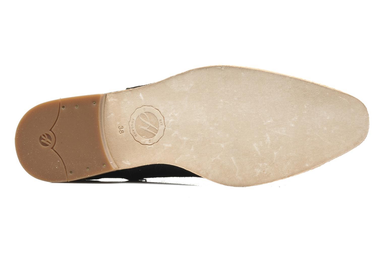 Stiefeletten & Boots H By Hudson Shift schwarz ansicht von oben