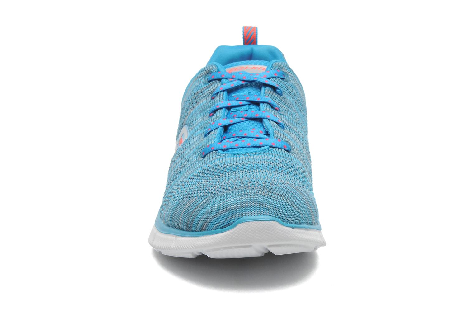 Sneakers Skechers Equalizer First Rate 12033 Blauw model
