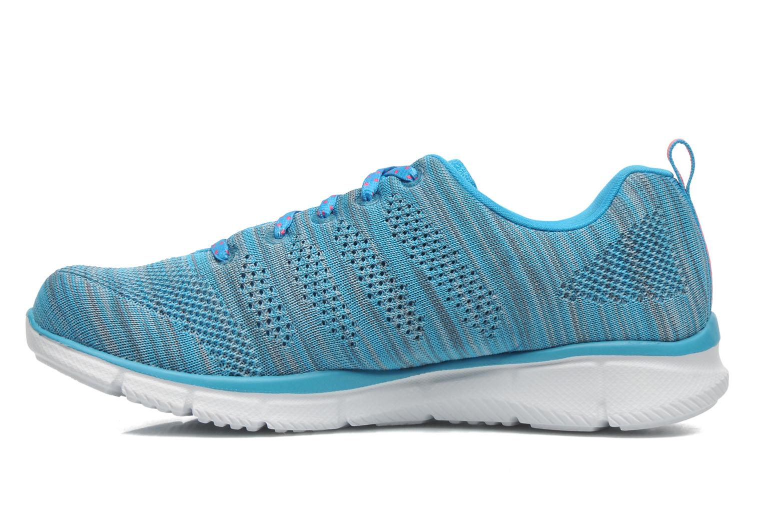 Sneakers Skechers Equalizer First Rate 12033 Blauw voorkant