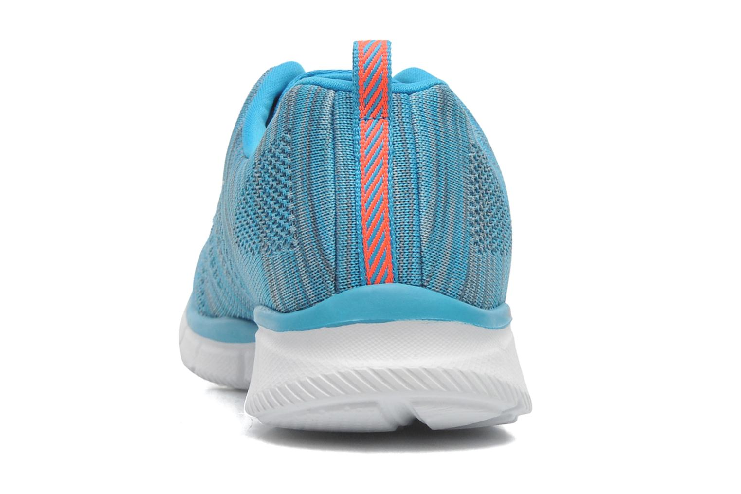 Sneakers Skechers Equalizer First Rate 12033 Blauw rechts
