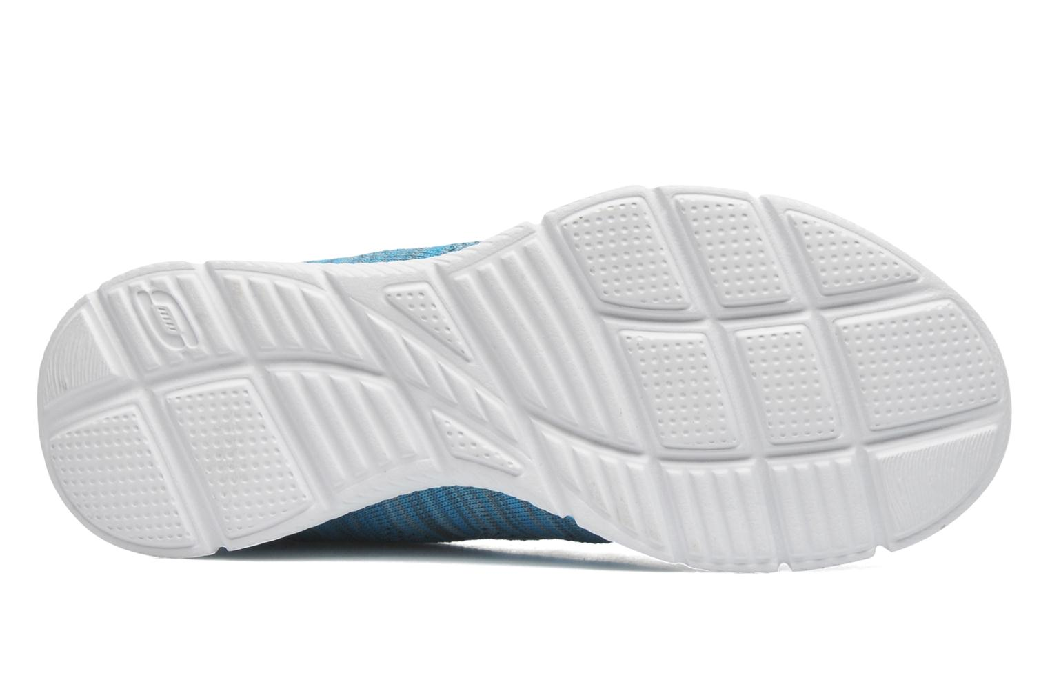 Sneakers Skechers Equalizer First Rate 12033 Blauw boven
