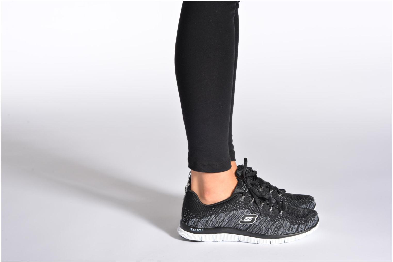 Sneakers Skechers Flex Appeal Talent Flair 12059 Roze onder