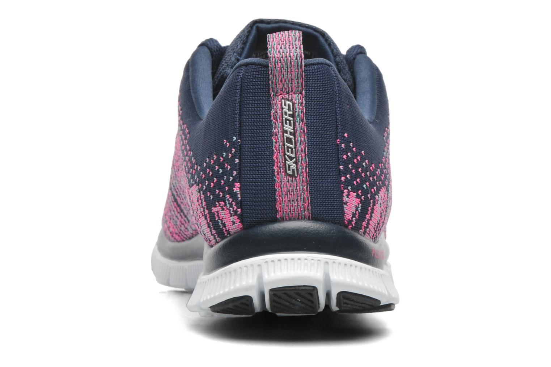 Sneakers Skechers Flex Appeal Talent Flair 12059 Roze rechts