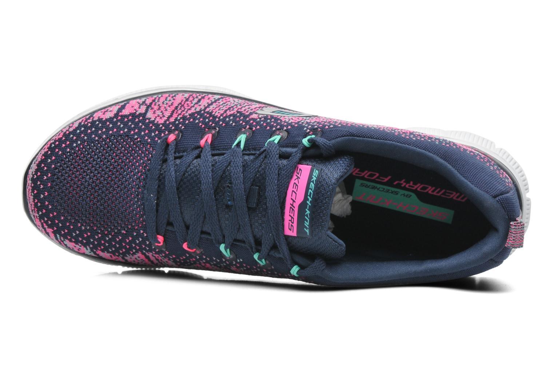 Sneakers Skechers Flex Appeal Talent Flair 12059 Roze links