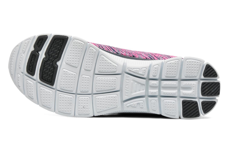 Sneakers Skechers Flex Appeal Talent Flair 12059 Roze boven