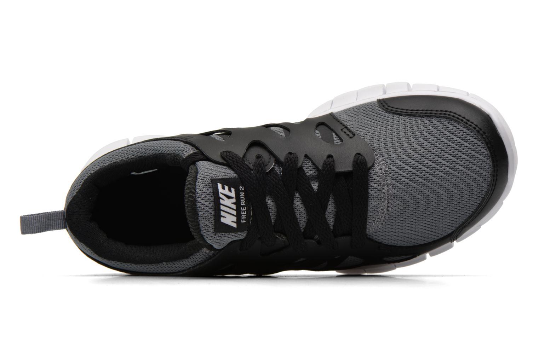 ARTSN TL/BRGHT CRMSN-LKSD-WHIT Nike NIKE FREE RUN 2 (GS) (Multicolore)