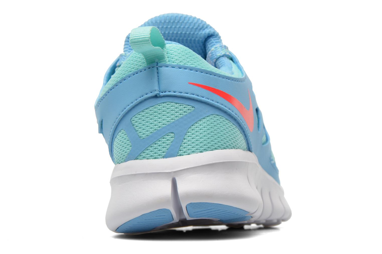 Sneakers Nike NIKE FREE RUN 2 (GS) Multicolore immagine destra