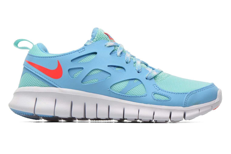 Sneakers Nike NIKE FREE RUN 2 (GS) Multicolore immagine posteriore