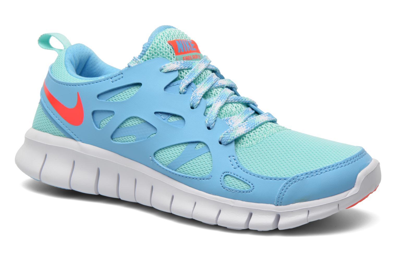 Sneakers Nike NIKE FREE RUN 2 (GS) Multicolore vedi dettaglio/paio