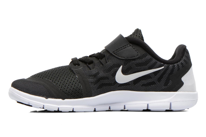 Sneakers Nike NIKE FREE 5 (PSV) Zwart voorkant