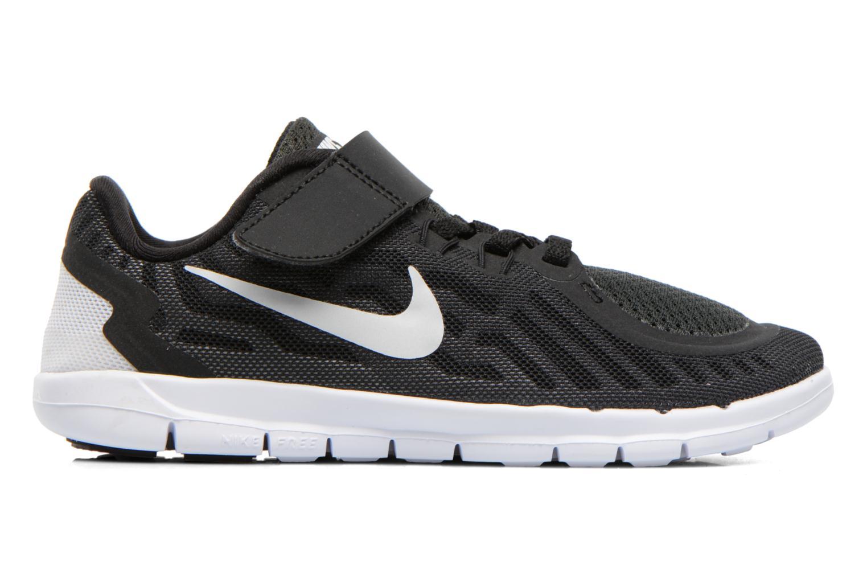 Sneakers Nike NIKE FREE 5 (PSV) Zwart achterkant