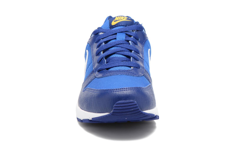 Sneaker Nike NIKE NIGHTGAZER (GS) blau schuhe getragen
