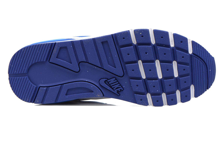 Sneaker Nike NIKE NIGHTGAZER (GS) blau ansicht von oben