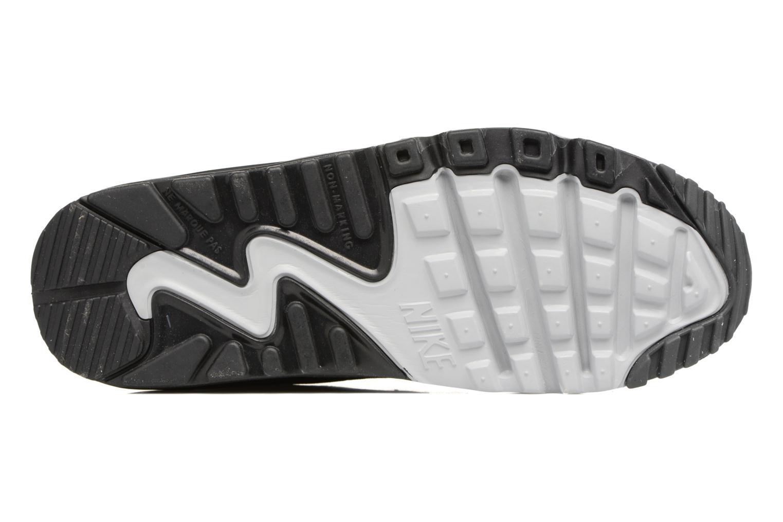 NIKE AIR MAX 90 MESH (GS) Black/White-Anthracite-Wolf Grey