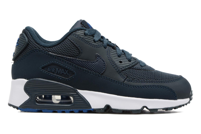 Deportivas Nike NIKE AIR MAX 90 MESH (PS) Azul vistra trasera