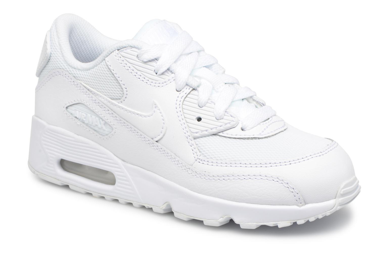 NIKE Nike 90 white MESH AIR PS MAX White d7qA7wr
