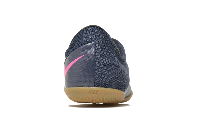 Baskets Nike Jr Mercurialx Pro Ic Bleu vue droite